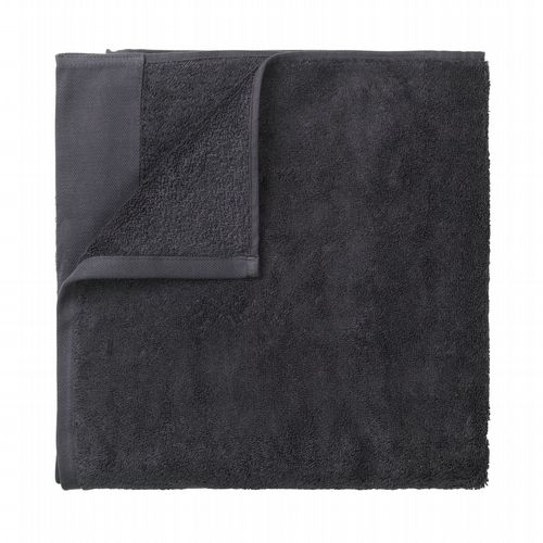 Organic Cotton Bathroom Bath Towel - Slate Grey